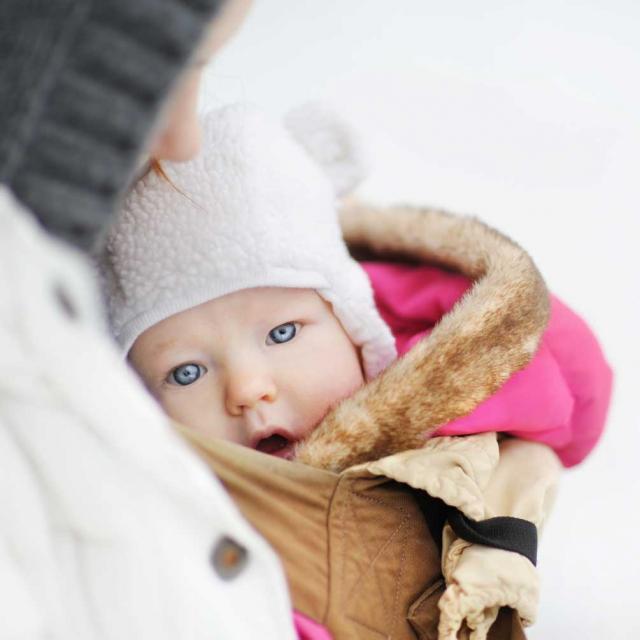 bebe hiver
